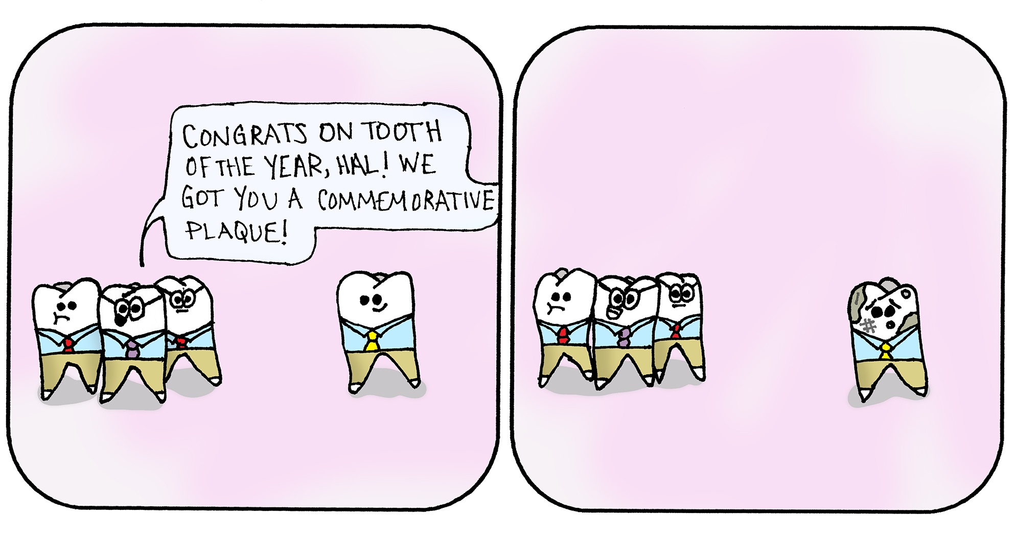 Tooth of the Year